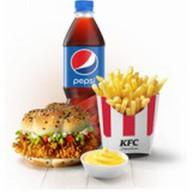 Комбо 2 (Шефбургер джуниор) Фото