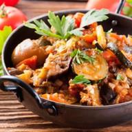 Аджабсандал с овощами Фото
