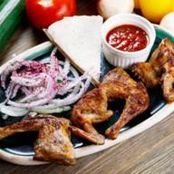 Шашлык из цыплёнка Фото