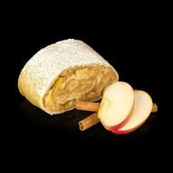 Штрудель яблочный с корицей Фото