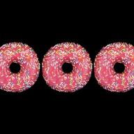 Набор пончиков Клубничный Фото