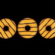 Набор пончиков Апельсиновый Фото