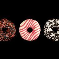 Набор пончиков с начинкой Ассорти Фото
