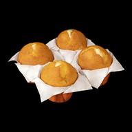 Набор маффинов с ванильной начинкой Фото