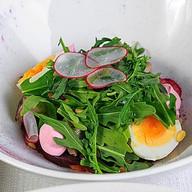 Салат в скандинавском стиле Фото