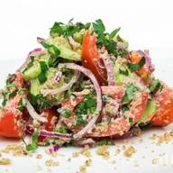 Овощной салат по-грузинский Фото