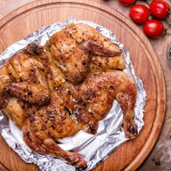Цыплёнок в тандыре Фото