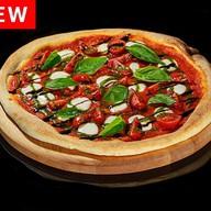 Капрезе пицца Фото