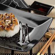 Японский рис с угрем Фото