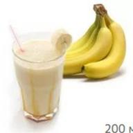 Банановый молочный коктейль Фото