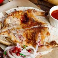 Цыплёнка в тандыре Фото