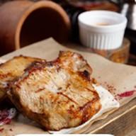 Шашлык из свиной корейки Фото
