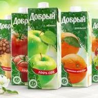 Сок Добрый/Фруктовый сад Фото