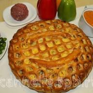 Мексиканский пирог Фото