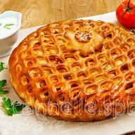 Итальянский пирог Фото