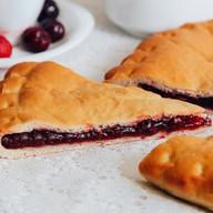Осетинский пирог с джемом Фото