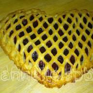 Пирог слоеный Святой Валентин Фото