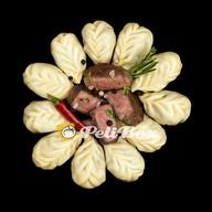 Пельмени с мраморной говядиной БифПели Фото