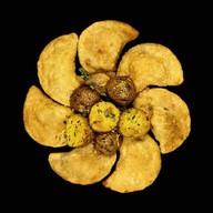 Вареники жареные КриспиПели с картофелем Фото