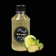 Домашний лимонад лайм-мята-имбирь Фото