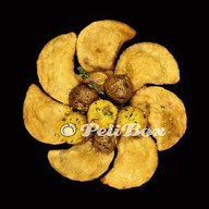 Вегетарианские КриспиПели с картофелем Фото