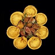 ФриПели жареные со свининой и говядиной Фото