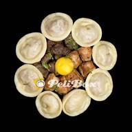 Пельмени со свининой и говядиной МитПели Фото