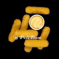 Сырные палочки в панировке Фото