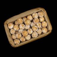 Фрикадельки мясные шоковой заморозки Фото