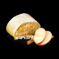 Веганский штрудель яблочный с корицей Фото