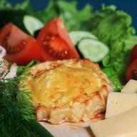 Перепечки с сыром 8 шт. Фото