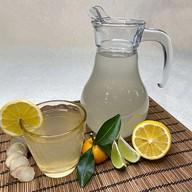 Имбирный лимонад Фото