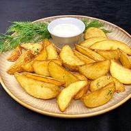 Картофель из печи Фото
