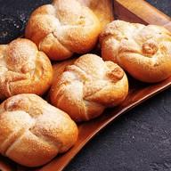 5 булочек с сахаром Фото