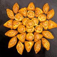 30 фуршетных пирожков (сдобное тесто) Фото