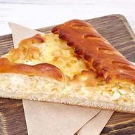 Пирог сырный Четыре сыра Фото