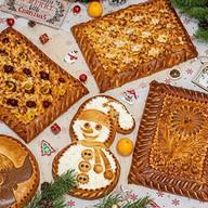 Набор пирогов Праздничный Фото