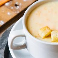 Суп-пюре сливочно-сырный Фото