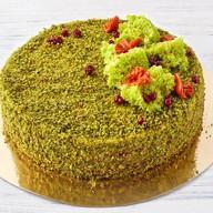 Шпинатный торт Фото