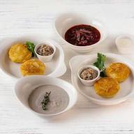 Комбо-обед Домашний Фото