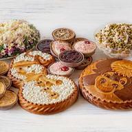 Набор пирогов Командный Фото