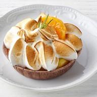 Апельсиновый кейк Фото