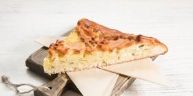 Пирог с картофелем и сыром по-осетински - Фото
