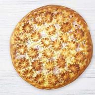 Пирог Закусочный в форме круга Фото