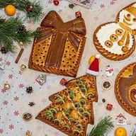 Набор пирогов Рождественский Фото
