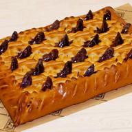 Пирог Медовая слива Фото
