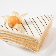 Медовое пирожное Фото