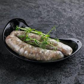 Колбаски из свинины (блюда по рецепту) - Фото