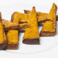 Чесночные гренки с сыром Фото