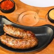 Колбаски из говядины Фото